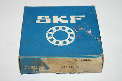 NEW * SKF 51111 P5 Precision Thrust Bearing