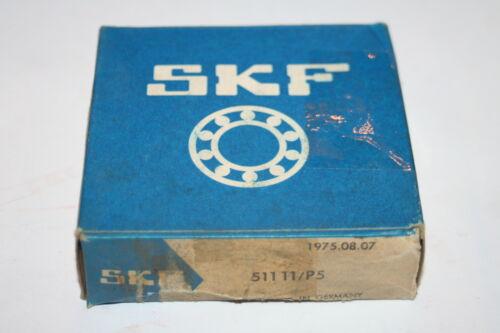 NEW * SKF 51111 P5 Precision Thrust Bearing