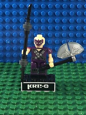 Iron Grenadier w//sword Cobra KRE-O MiniFigure GI Joe Kreo Kreon