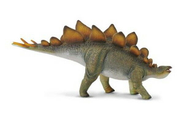 Collecta 88353 Stegosaurus Deluxe 1:40 Miniature Animal Figure Toy