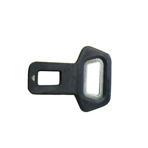 Car Vehicle Safety Seat Belt Buckle Insert Warning Alarm Stopper