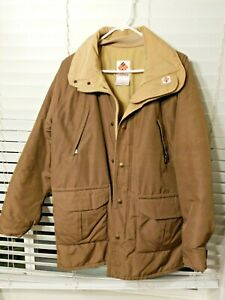 Details about Mens Vintage Columbia Sportswear Gore Tex 3M Thinsulate Brown Jacket Coat M