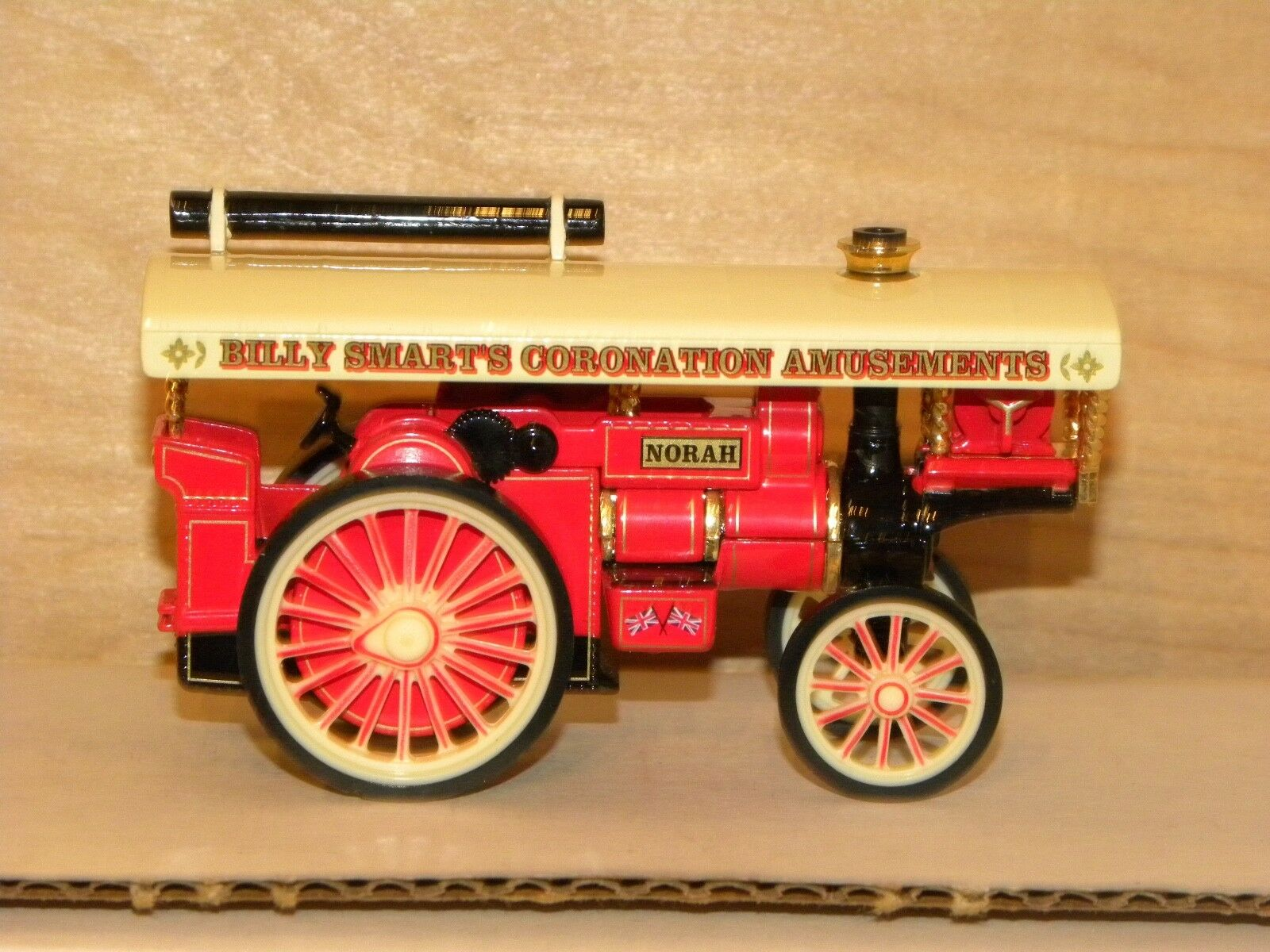 Matchbox Die-cast Billy Fowler Circus Showman's Engine - Limited Edition