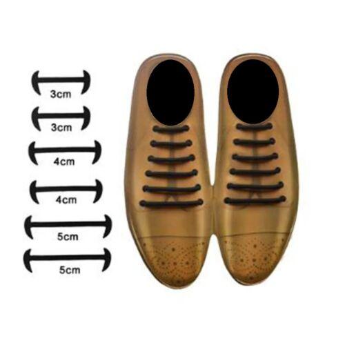 Business Silikon Schnürsenkel,Schnürbänder,Schuhriemen,Dehnbar />3 FARBEN/<