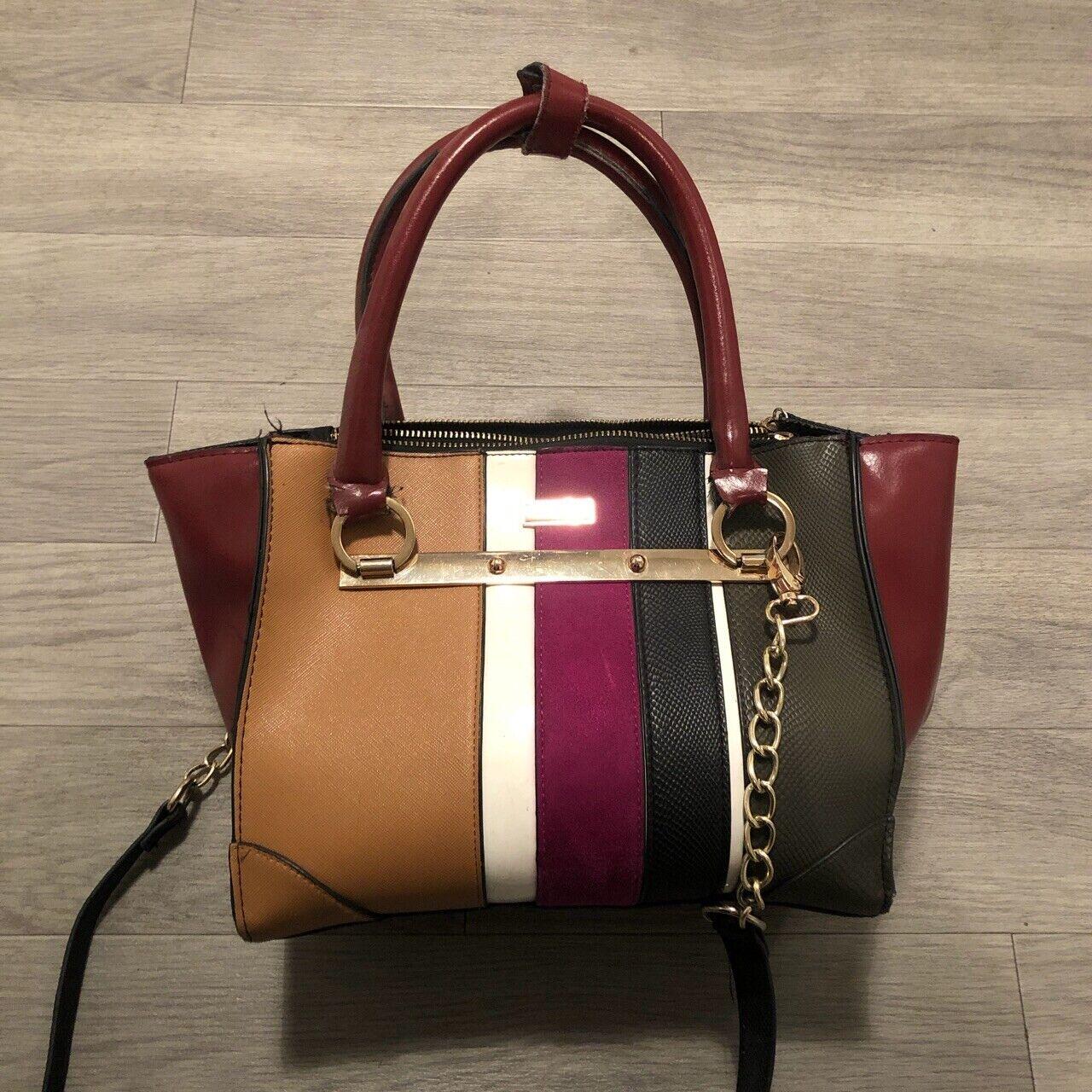 Multicoloured River Island Handbag With Shoulder Strap