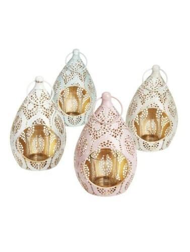 Latterne Metal Oriental Lantern Moroccan Style Wind Light