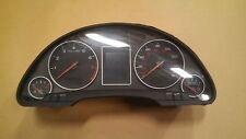 03-05 Audi A4 OEM Speedometer Instrument Cluster Gauges 107K Miles 8E0920950L