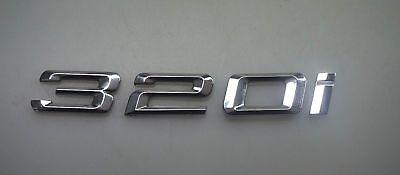330D BMW 3 Reihe E90 330d Emblem geklebt hinten 51147157559 7157559
