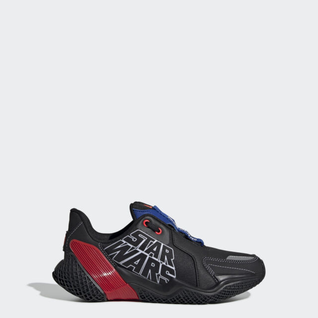 misericordia Transparentemente Palpitar  adidas Star Wars 4UTURE Runner Shoes Kids' | eBay