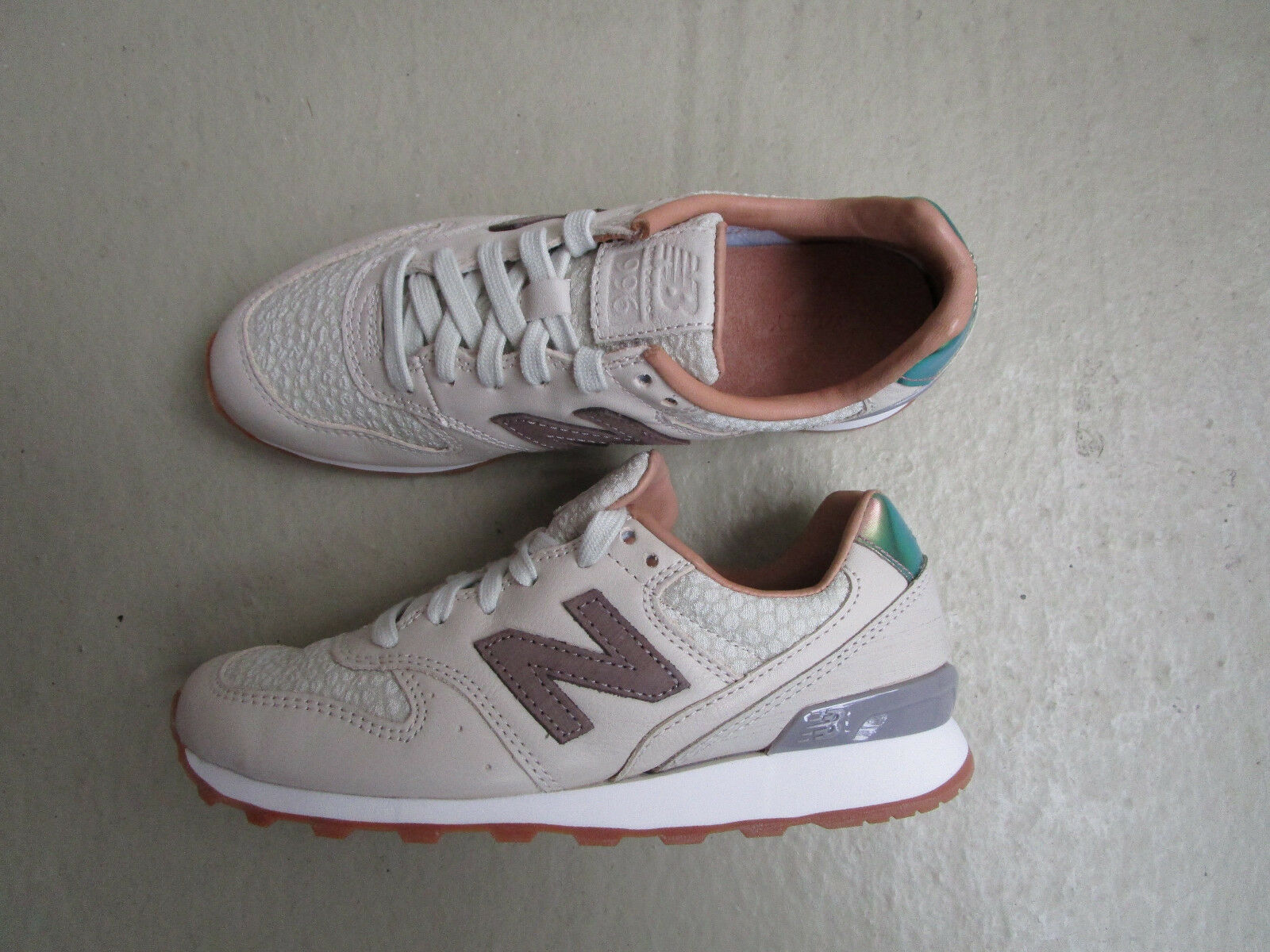 sneakers for cheap 3f677 bf3b2 New balance WR 996 TFG 36 Powder White-Gum