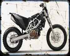 Husqvarna 701 Enduro 16 3 A4 Photo Print Motorbike Vintage Aged