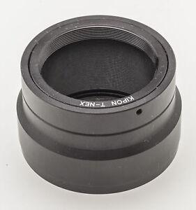 Objektivadapter-Adapter-T2-Sony-NEX-Adapter