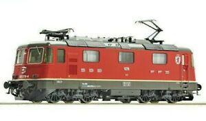 Roco-73258-Ho-Scale-Class-420-Bo-Bo-ELECTRIC-LOCOMOTIVE-SBB-red-amp-grey