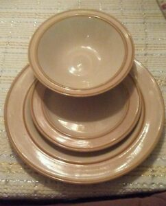 Image is loading The-Cellar-Sunterra-Baja-Beige-soup-Bowl-salad- & The Cellar Sunterra Baja Beige soup Bowl salad u0026 lg Plate Macyu0027s ...