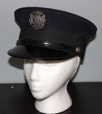 7139889a item 3 Vintage GRFD Grand Rapids Fire Department 272 Hat Michigan Uniform  Cap 7 1/4 -Vintage GRFD Grand Rapids Fire Department 272 Hat Michigan Uniform  Cap ...