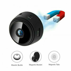 Camara-de-Seguridad-Mini-Camara-Espia-Video-IP-WiFi-Inalambrica-HD-1080P-DV-DVR-Vision-Nocturna