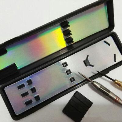 Portable Carry Case Wallet Pockets Holder Storing Bag Plastic Darts Accessories