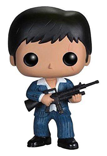 mejor servicio Funko Pop Movies Scarface Tony Montana Figura de de de acción con Track no.  la mejor oferta de tienda online