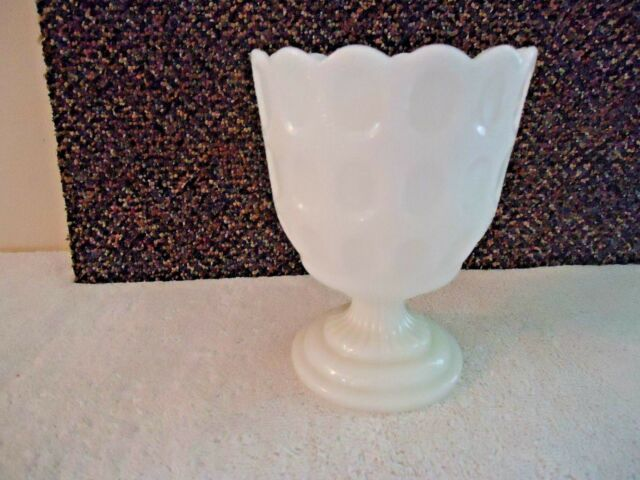 Vintage Eo Brody Co M4200 Milk Glass Ebay
