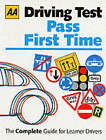 Driving Test: Pass First Time by Jane Gregory (Paperback, 2000)