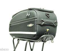 TOPEAK MTX EX TRUNK BAG TRUNCK REAR RACK BAG W/ QUICK TRACK TT9631B
