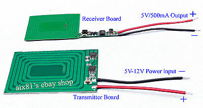 5V-12V Couple Wireless Charging Charger Module Power Supply PCB For Cell Phone