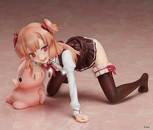 New Anime Girl Figure Ichimanda Munetoku 1//7  PVC Figure Statue Toy NB