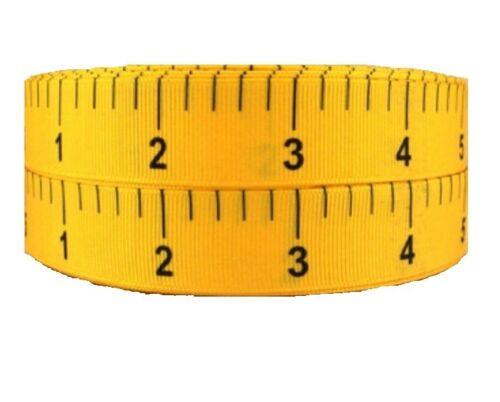"""1 m ruban à mesurer//Builder//À faire soi-même Ruban 7//8/"""" 22 mm pour Artisanat et gâteaux"""
