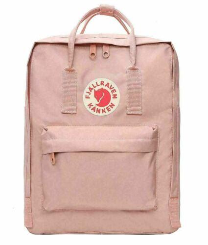 7L//16L//20L Shoulder Bag Women/'s Backpack Fjallraven Kanken Unisex Kid Travel UK^
