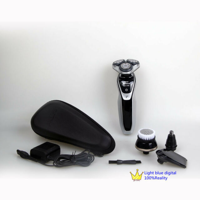 42a19d60854 Philips Norelco Electric Shaver 5500 Wet   Dry S5370 With TurboMode ...