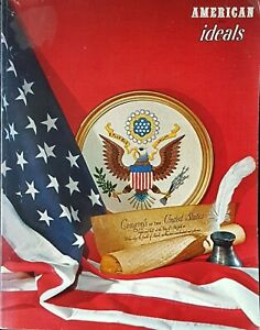 Vintage-American-Ideals-Music-Versus-Poems-Patriotic-1972