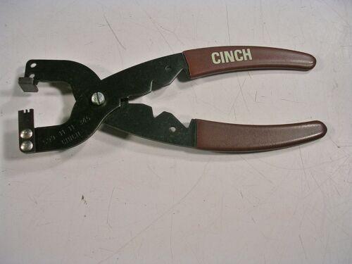 CINCH CRIMPER  MODEL  599-11-11-345  NEW