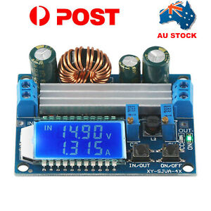 DC-DC-Adjustable-Buck-Boost-Converter-Step-Down-Power-Supply-Module-5-5-30V-LCD
