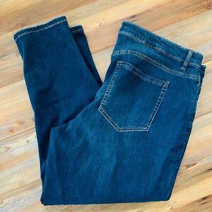 f53ae00f06e Lane Bryant Denim Jeans - NWT - Womens PLUS Straight Low-Rise Blue ...