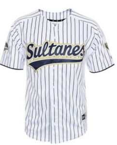 e9470b730 Image is loading NEW-Sultanes-de-Monterrey-2019-CLASSIC-Baseball-Jersey-