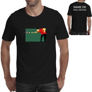 Snooker Loopy Billiards Pool Cueball T-Shirt