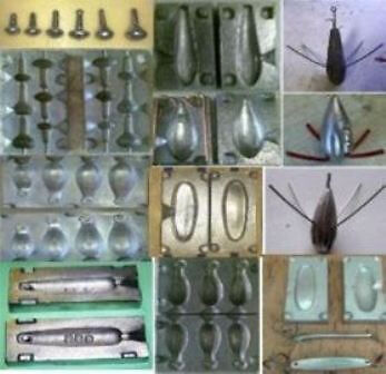 sinker moulds | Richards Bay | Gumtree Classifieds South Africa | 148692077