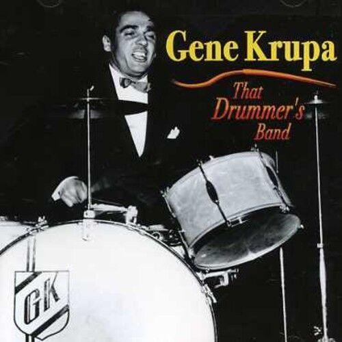 Gene Krupa - That Drummer's Band [New CD]