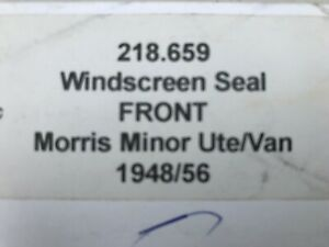 MORRIS-MINOR-UTE-VAN-FRONT-WINDSCREEN-SEAL