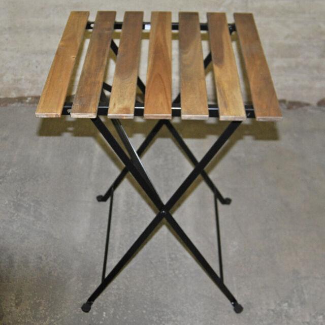 Ikea Tarno Klapptisch Akazienholz Tisch Gartentisch Garten Klappbar Gunstig Kaufen Ebay