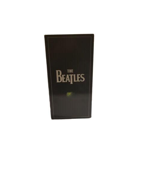The Beatles Original Studio Recordings Limited CD & DVD Box Set Discs Stereo
