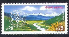 Nepal 1994 FAO/FFH/UN/Freedom from Hunger/Food/Crops/Farming/Health 1v( n38830)