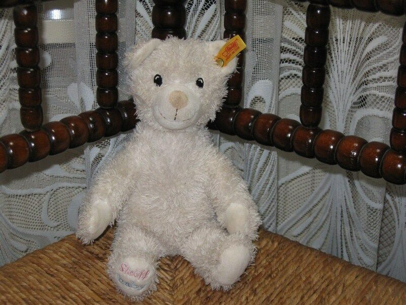 Steiff Baby Bear 669170 27CM 2006 US Exclusive Button & Tag