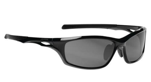 black Alpina Sonnenbrille Senax