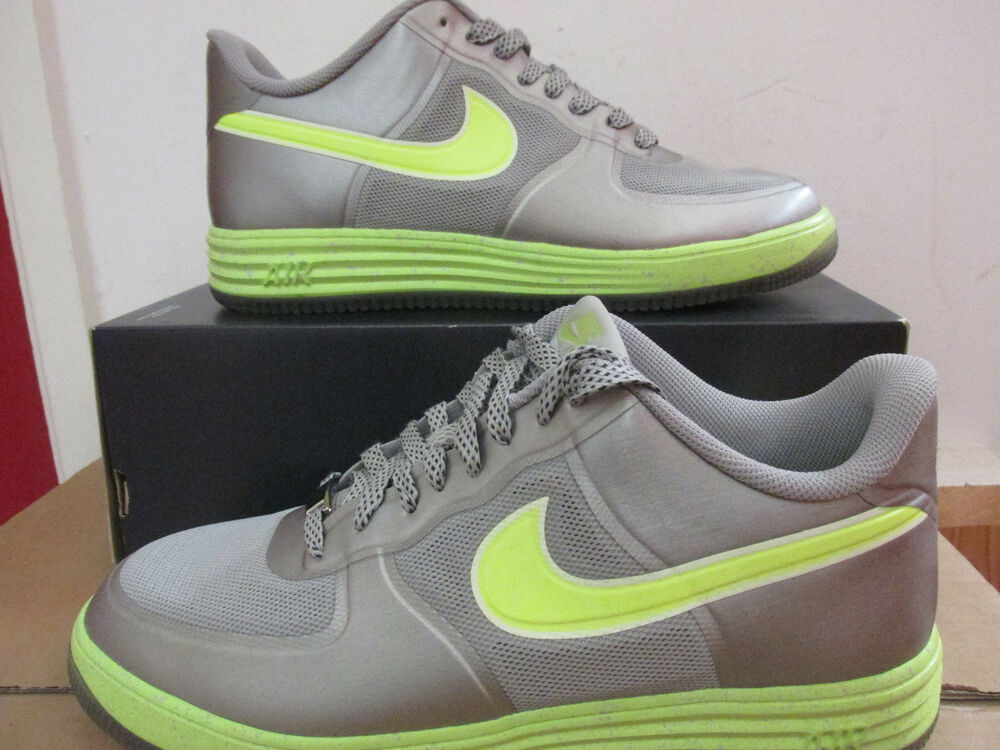 Nike Lunaire Force 1 Fusible Baskets Hommes 555027 002 Baskets Enlèvement