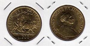 VATICANO-Papa-Giovanni-Paolo-II-200-Lire-1982-FDC