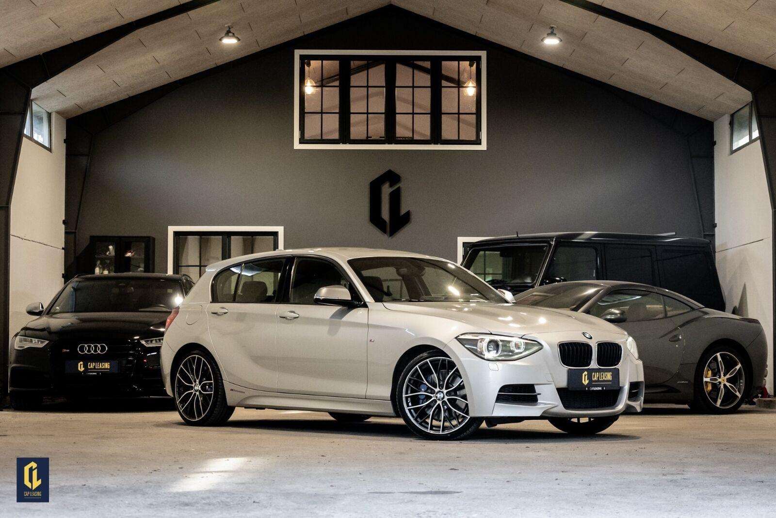 BMW M135i 3,0 aut. 5d - 319.000 kr.