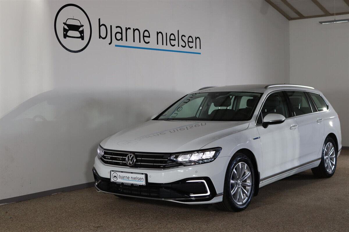 VW Passat Billede 7