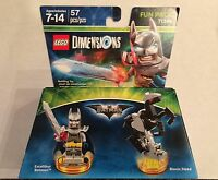 Lego Dimensions 71344 Excalibur Batman And Bionic Steed Fun Pack