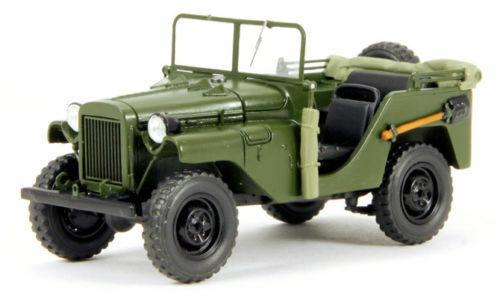 GAZ-64 soviet jeep Grün 1941 106401 DIP Models 1 43 New in a box  Original